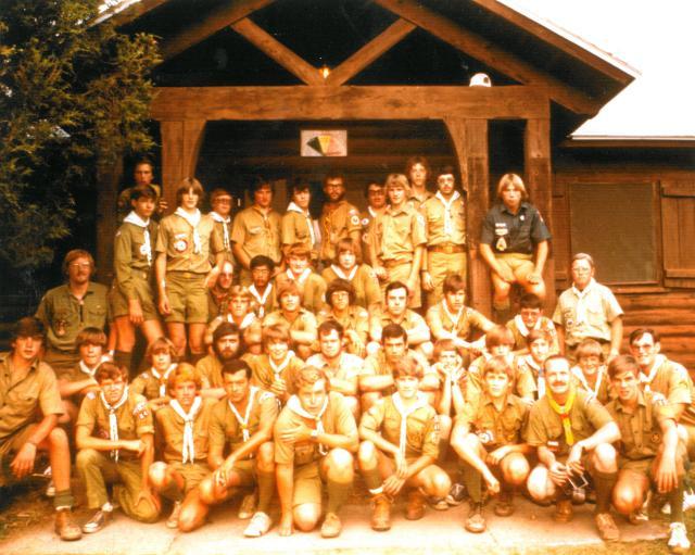 1970s staff pic