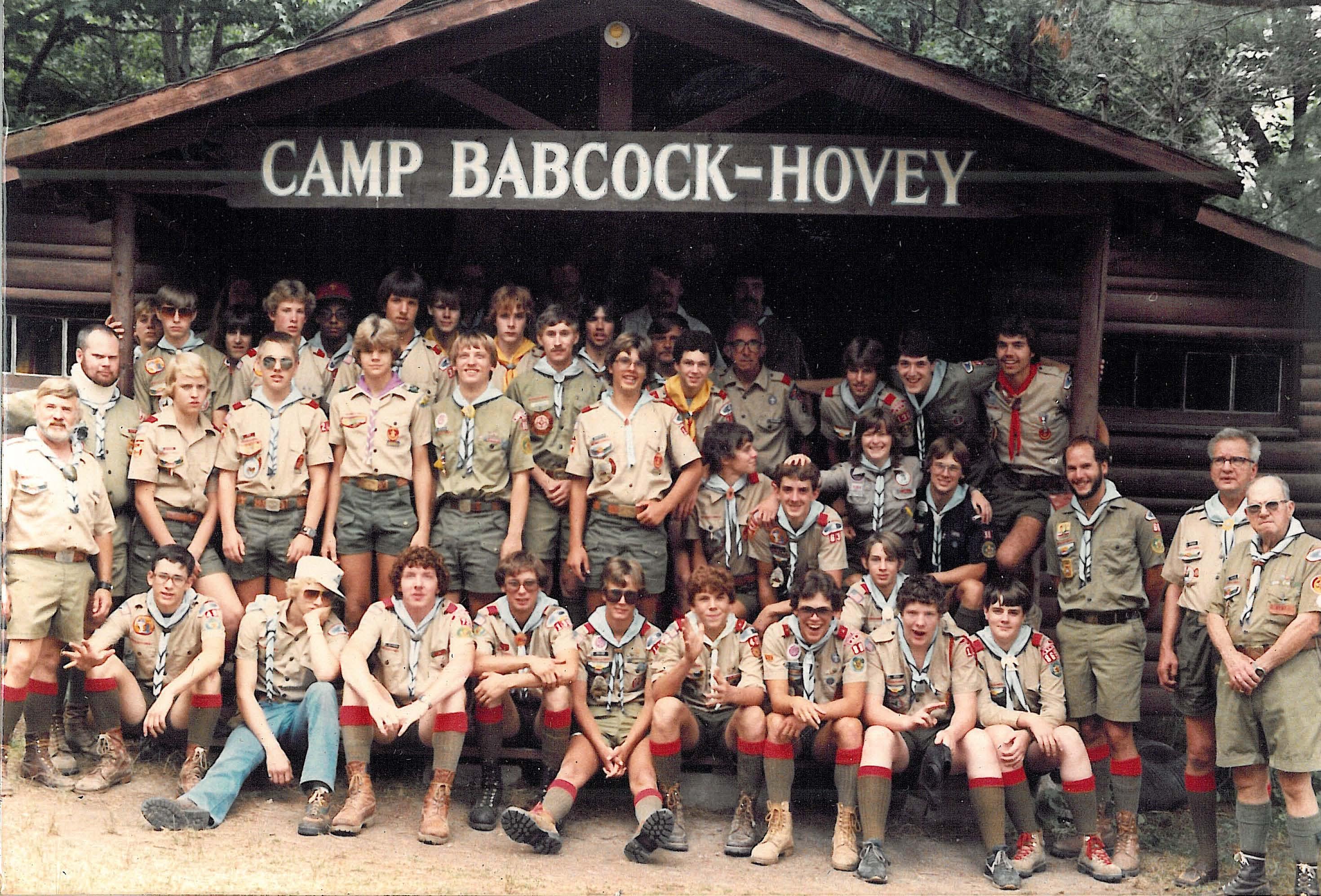 Scout Staff Babcock Hovey Alumni Association